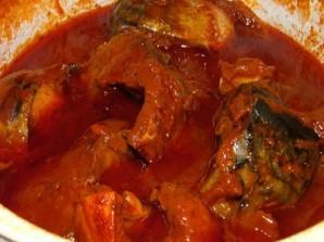 Жареная рыба в томатном соусе - фото шаг 5