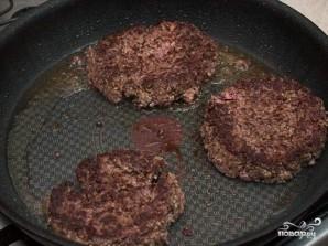 Бургеры из мраморной говядины - фото шаг 6