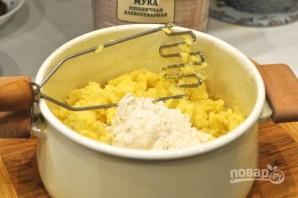 Картофельные котлеты с яйцом - фото шаг 2