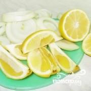 Шашлык из свинины с лимоном - фото шаг 3