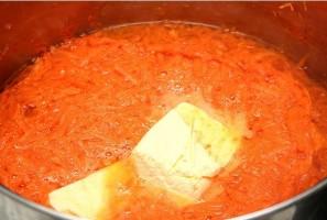 Морковная запеканка с творогом - фото шаг 2