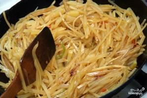 Картофель по-китайски - фото шаг 5