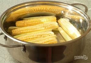 Вареная кукуруза - фото шаг 1