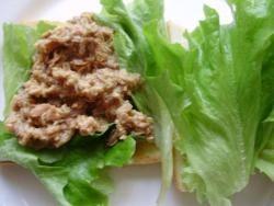 Легкие бутерброды на день рождения - фото шаг 4