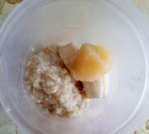Сладкий завтрак за 5 минут - фото шаг 1