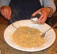 Макароны с сыром - фото шаг 3