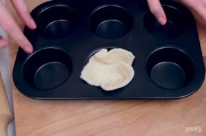 Тостовые корзинки с начинкой - фото шаг 1