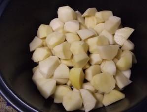 Овощное рагу в духовке - фото шаг 1