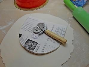 "Торт ""Энгри бердз"" - фото шаг 5"