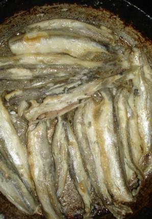 Омлет рыбный - фото шаг 2