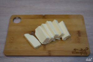 Сырный суп с курицей - фото шаг 7