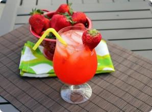 Клубничный лимонад - фото шаг 5