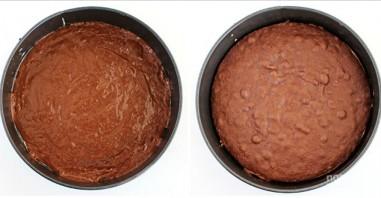 Шоколадный бисквит простой - фото шаг 4