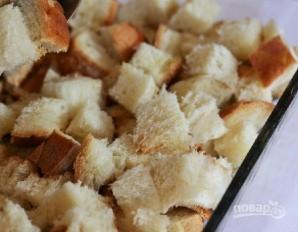 Хлебный пудинг из тыквы - фото шаг 9