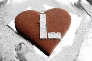 Печенье на день влюбленных - фото шаг 10