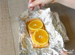 Апельсиновый соус к рыбе - фото шаг 8