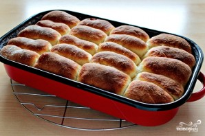 Пирожки с вареньем - фото шаг 11