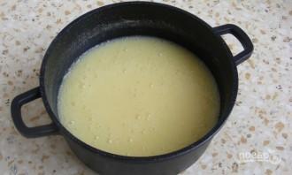 """Суп с сыром """"Дружба"""" - фото шаг 2"""