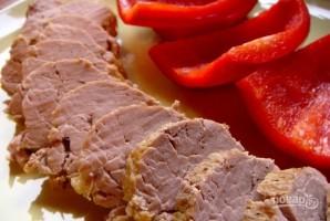 Запеченная свиная вырезка с горчицей и медом - фото шаг 5