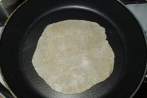Кыстыбый с сыром - фото шаг 4