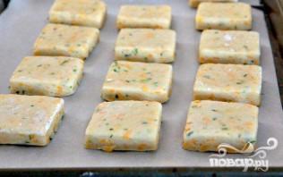 Булочки с сыром и луком - фото шаг 7