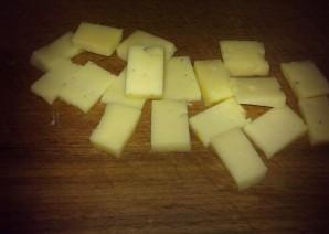 Канапе с мармеладом и сыром - фото шаг 2