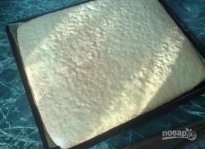 Бисквитное пирожное с масляным кремом - фото шаг 1