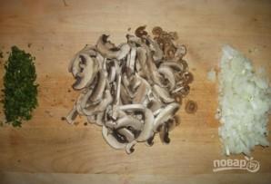 Грибной соус со сметаной - фото шаг 3