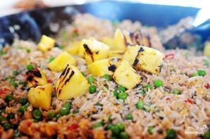 Свинина с рисом и ананасом - фото шаг 7
