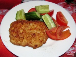 Наггетсы куриные с сыром - фото шаг 8