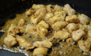 Куриное филе в лимонном соусе - фото шаг 5