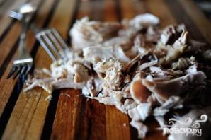 Куриный суп с лапшой и сельдереем - фото шаг 2