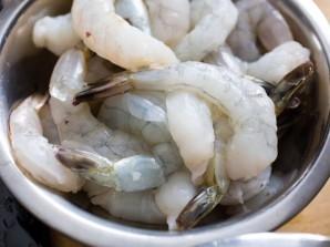 Жареные морепродукты - фото шаг 3