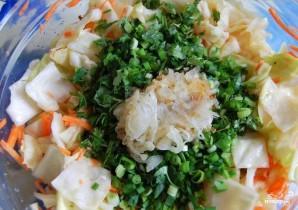 Салат из капусты по-корейски - фото шаг 5