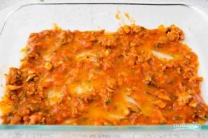 Запеченные спагетти - фото шаг 6