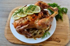 Жареный цыпленок Джулии Чайлд - фото шаг 6