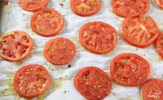 Баклажаны с моцареллой и помидорами - фото шаг 8