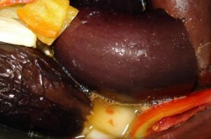 Баклажаны на зиму с помидорами - фото шаг 4
