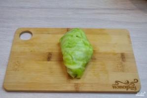 Голубцы под сметанным соусом - фото шаг 5