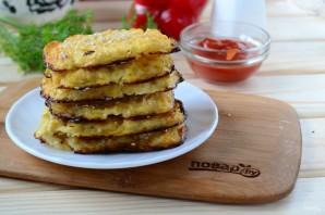 Печенье из цветной капусты - фото шаг 6