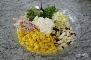 Салат из киви - фото шаг 2