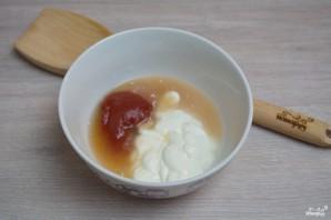 Сливочный томатный суп с базиликом  - фото шаг 6