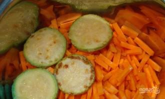 Кабачки в томатном соусе - фото шаг 4