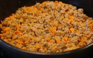 Рис с куриным фаршем - фото шаг 1