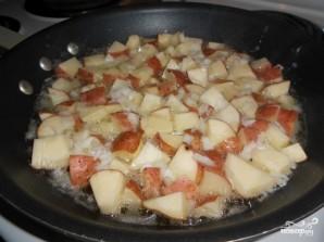 Картошка с хрустящей корочкой - фото шаг 4