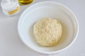 Пирог с ветчиной и стручковой фасолью - фото шаг 4
