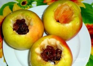 Быстро запеченное яблоко - фото шаг 2