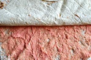 Икра мойвы с копченым лососем - фото шаг 3