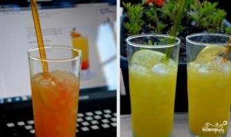 Коктейль с лимончелло - фото шаг 3