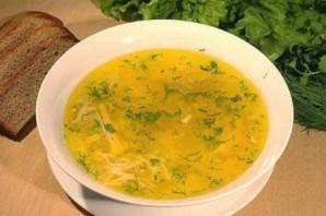 Суп с макаронами в мультиварке - фото шаг 8